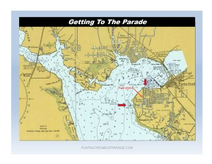 Chart:Getting To The parade